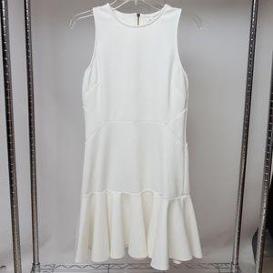 Miss Selfridge Sleeveless Dress with Ruffle